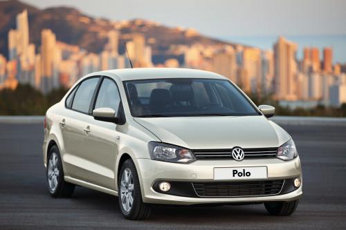 2011 Volkswagen Polo Sedan