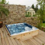Современный Спа бассейн