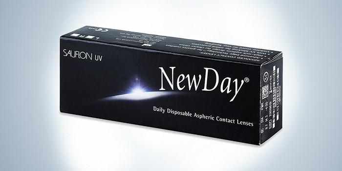 Асферические линзы New Day