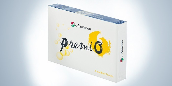линзы PremiO