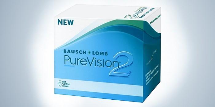 линзы Pure Vision