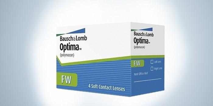 Bausch & Lomb Optima FW 4pk