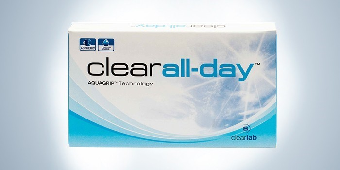 Clear All Day от CLEARLAB